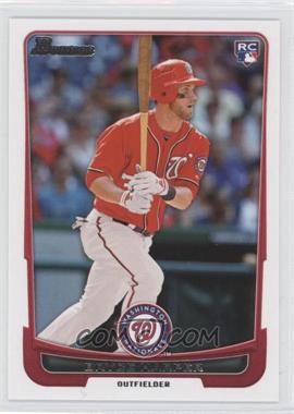 2012 Bowman Draft Picks & Prospects #10 - Bryce Harper