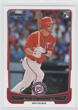 2012 Bowman Draft Picks & Prospects #10 - Bryce Harper
