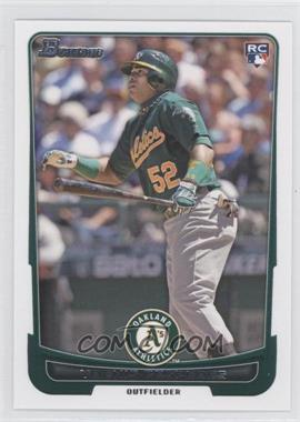 2012 Bowman Draft Picks & Prospects #4 - Yoenis Cespedes