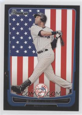 2012 Bowman International #1 - Derek Jeter