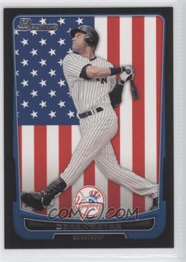 2012 Bowman International #1 - Derek Jeter