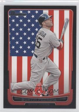 2012 Bowman International #141 - Dustin Pedroia