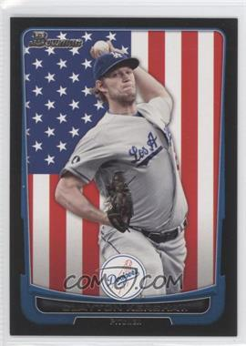 2012 Bowman International #151 - Clayton Kershaw