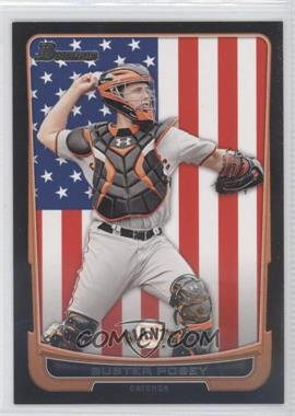 2012 Bowman International #163 - Buster Posey
