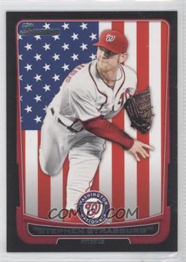 2012 Bowman International #169 - Stephen Strasburg