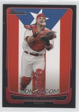 2012 Bowman International #18 - Yadier Molina