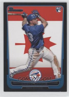 2012 Bowman International #191 - Brett Lawrie