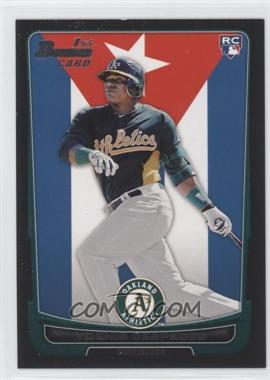 2012 Bowman International #193 - Yoenis Cespedes