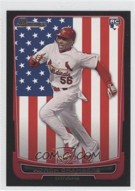 2012 Bowman International #207 - Adron Chambers