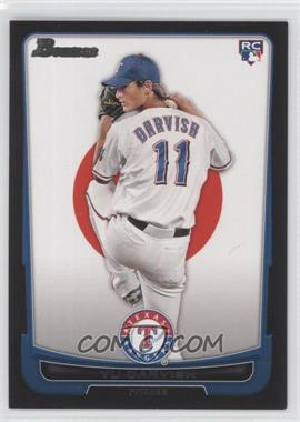2012 Bowman International #209 - Yu Darvish