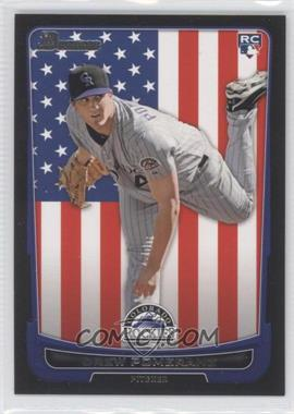 2012 Bowman International #212 - Drew Pomeranz