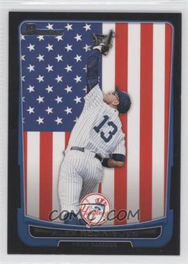 2012 Bowman International #63 - Alex Rodriguez