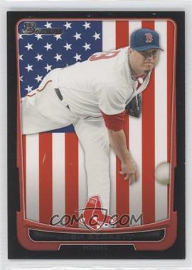2012 Bowman International #64 - Josh Beckett