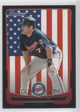 2012 Bowman International #87 - Joe Mauer