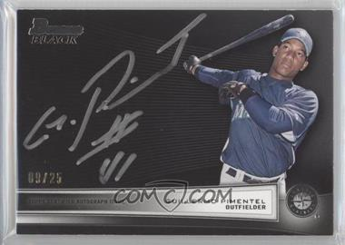 2012 Bowman Multi-Product Insert Bowman Black Collection [Autographed] #BBC-GP - Guillermo Pimentel /25