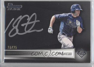 2012 Bowman Multi-Product Insert Bowman Black Collection [Autographed] #BBC-KC - Kes Carter /25