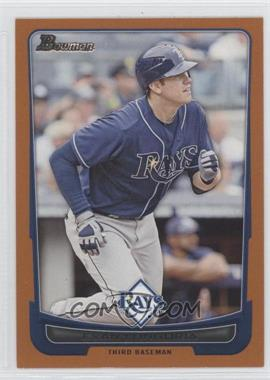 2012 Bowman Orange Border #149 - Evan Longoria /250