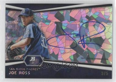 2012 Bowman Platinum - Autographed Prospects - Atomic Refractor #AP-JR - Joe Ross /5