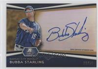 Bubba Starling /50