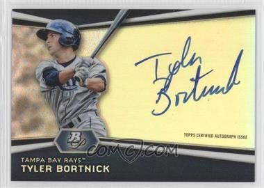 2012 Bowman Platinum - Autographed Prospects #AP-TBK - Tyler Bortnick