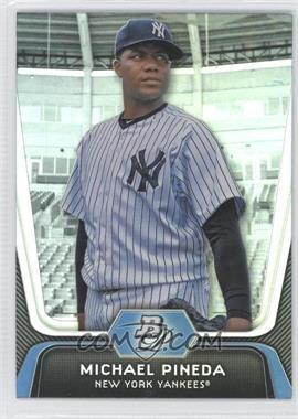 2012 Bowman Platinum - [Base] #1 - Michael Pineda
