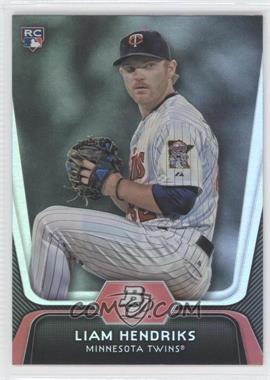 2012 Bowman Platinum - [Base] #3 - Liam Hendriks