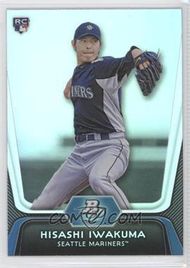 2012 Bowman Platinum - [Base] #81 - Hisashi Iwakuma