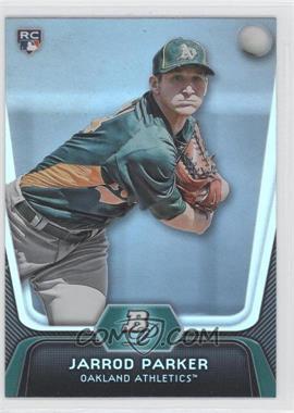 2012 Bowman Platinum - [Base] #96 - Jarrod Parker