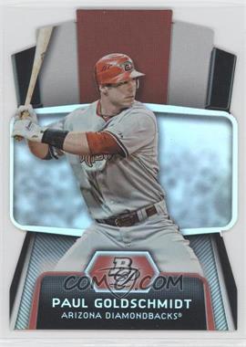 2012 Bowman Platinum - Cutting Edge Stars Die-Cut #CES-PG - Paul Goldschmidt