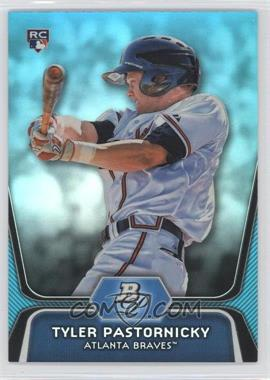 2012 Bowman Platinum - National Convention Wrapper Redemption [Base] - Platinum Blue #17 - Tyler Pastornicky /499