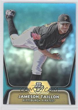 2012 Bowman Platinum - National Convention Wrapper Redemption Prospects - Platinum Blue #BPP45 - Jameson Taillon /499