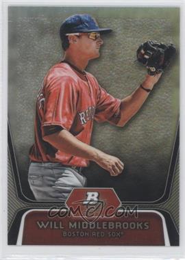 2012 Bowman Platinum - Prospects - Refractor #BPP26 - Will Middlebrooks