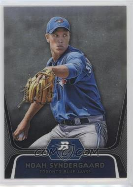 2012 Bowman Platinum - Prospects - Refractor #BPP44 - Noah Syndergaard