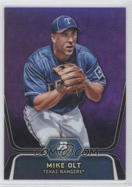 2012 Bowman Platinum - Prospects - Retail Purple Refractor #BPP30 - Mike Olt