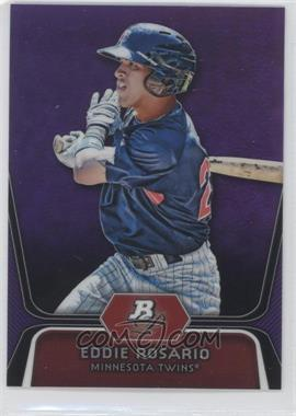 2012 Bowman Platinum - Prospects - Retail Purple Refractor #BPP36 - Eddie Rosario