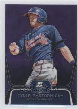 2012 Bowman Platinum - Prospects - Retail Purple Refractor #BPP70 - Tyler Pastornicky