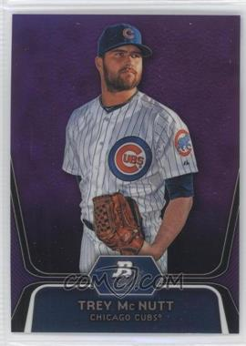 2012 Bowman Platinum - Prospects - Retail Purple Refractor #BPP95 - Trey McNutt
