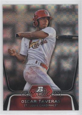 2012 Bowman Platinum - Prospects - X-Fractor #BPP51 - Oscar Taveras