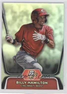 2012 Bowman Platinum - Prospects #BPP16 - Billy Hamilton