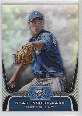2012 Bowman Platinum - Prospects #BPP44 - Noah Syndergaard