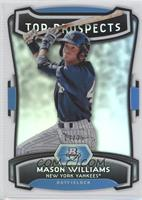 Mason Williams /25