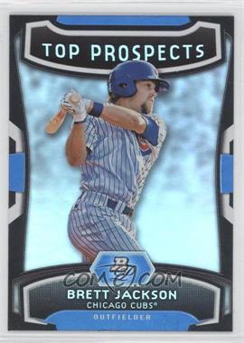 2012 Bowman Platinum - Top Prospects #TP-BJ - Brett Jackson