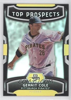 2012 Bowman Platinum - Top Prospects #TP-GC - Gerrit Cole