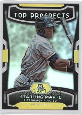 2012 Bowman Platinum - Top Prospects #TP-SME - Starling Marte