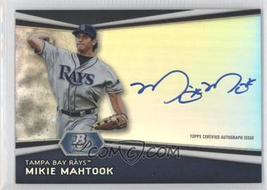 2012 Bowman Platinum Autographed Prospects [Autographed] #AP-MM - Mikie Mahtook