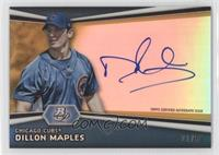 Dillon Maples /50