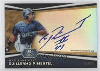 Guillermo Pimentel /50