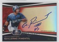 Guillermo Pimentel /25