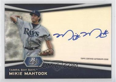 2012 Bowman Platinum Autographed Prospects #AP-MM - Mikie Mahtook
