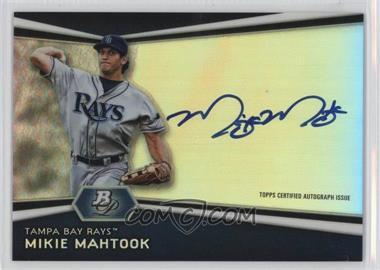 2012 Bowman Platinum Autographed Prospects #AP-MM - Mikie Mahtook
